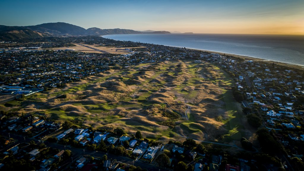 Paraparaumu Beach is a classic links course