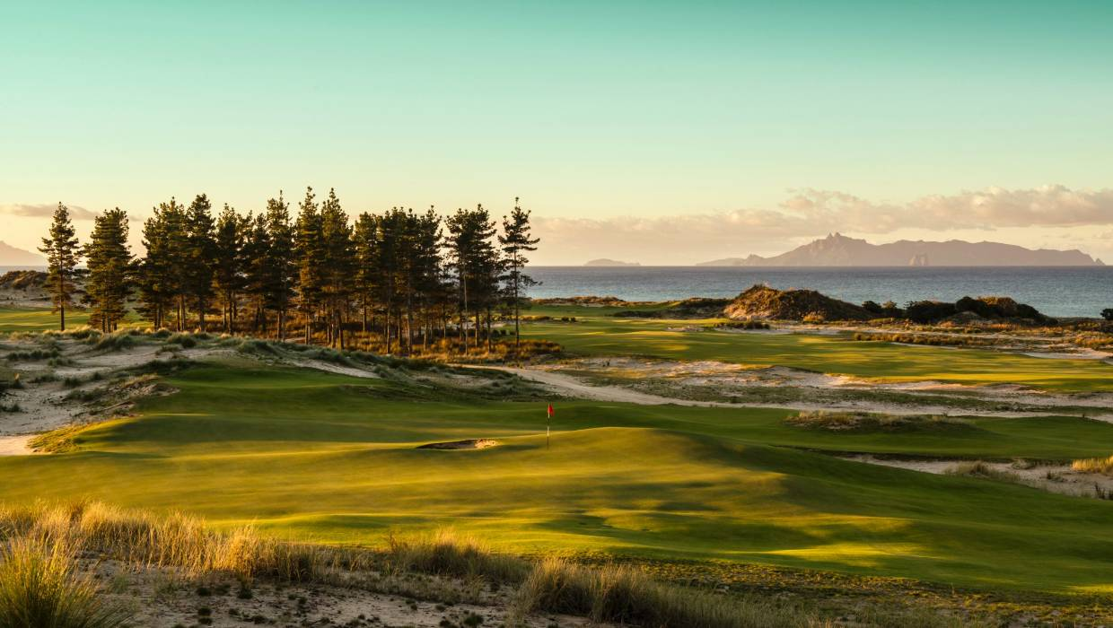 Top 10 New Zealand courses